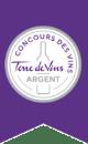 Medaille Argent Terre De Vins