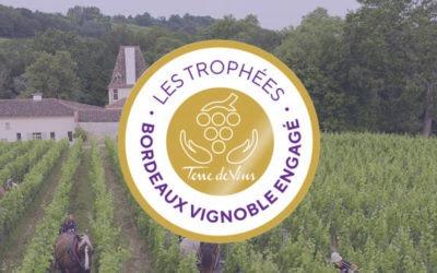 Les Vignobles Turtaut nominé Nature et Respect