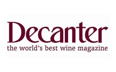 Magazine DECANTER 2020
